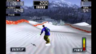 Cool Boarders 3 Demo [PSX]