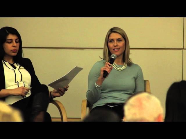 WITA TPP Series: Manufacturing Panel: Lisa Malloy of Intel 1/28/16