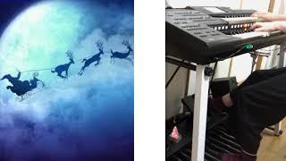 クリスマスが近いので弾いてみました 3の続き 売り物のレジストを少しい...