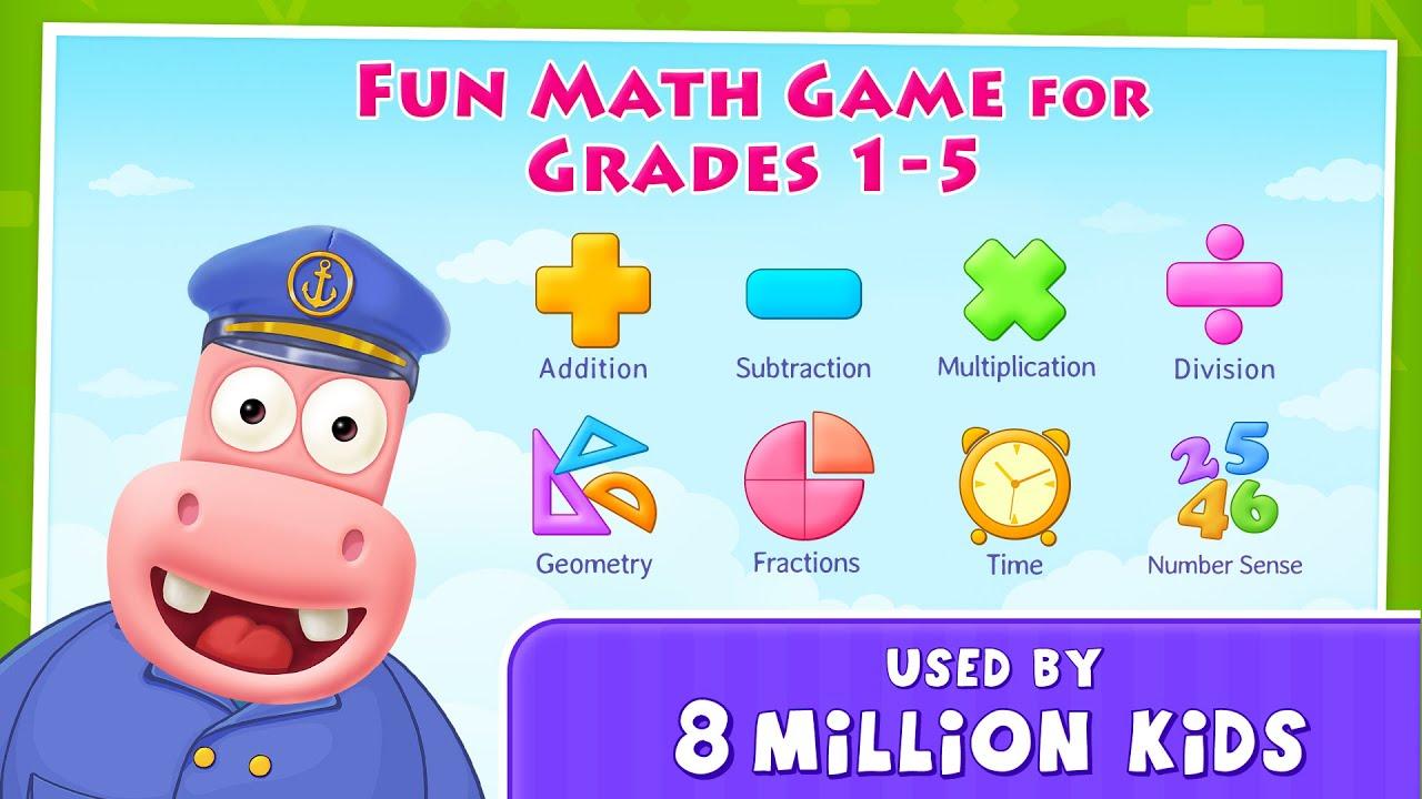 Splash Math - Fun Math Practice For K-5 - YouTube