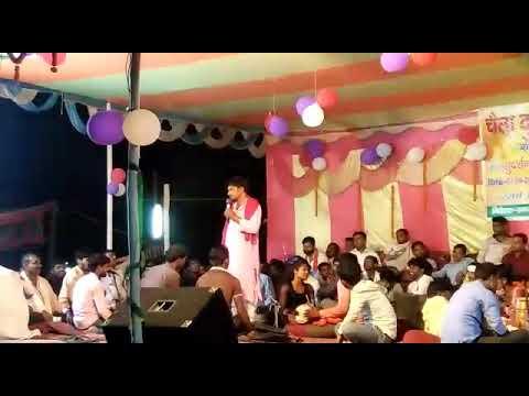 सुदर्शन यादव का जबरदस्त मुकाबला श्री आनंद पांडे के साथ जहानाबाद के बगल में लोदीपुर 2018