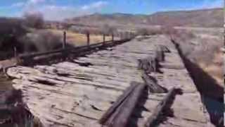 Lost Route 66 Grants New Mexico Mystery Bridge Discovered 2014
