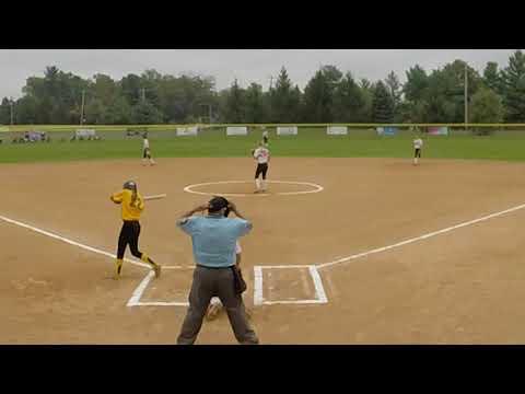 Samantha Lindsay 2019 Pitcher September 2017 pitch sequences