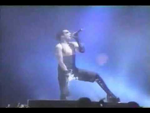 Marilyn Manson - Live at Alexandra Palace in London, UK 2003.11.26