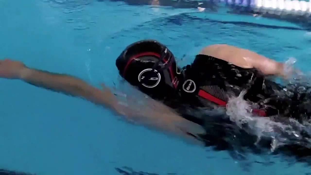 16c192dfe21 Zone3 Neoprene Swim Cap - YouTube