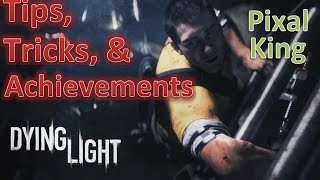 Dying Light - Bandages & Meds - Quest Walkthrough - Painkillers & Syringes