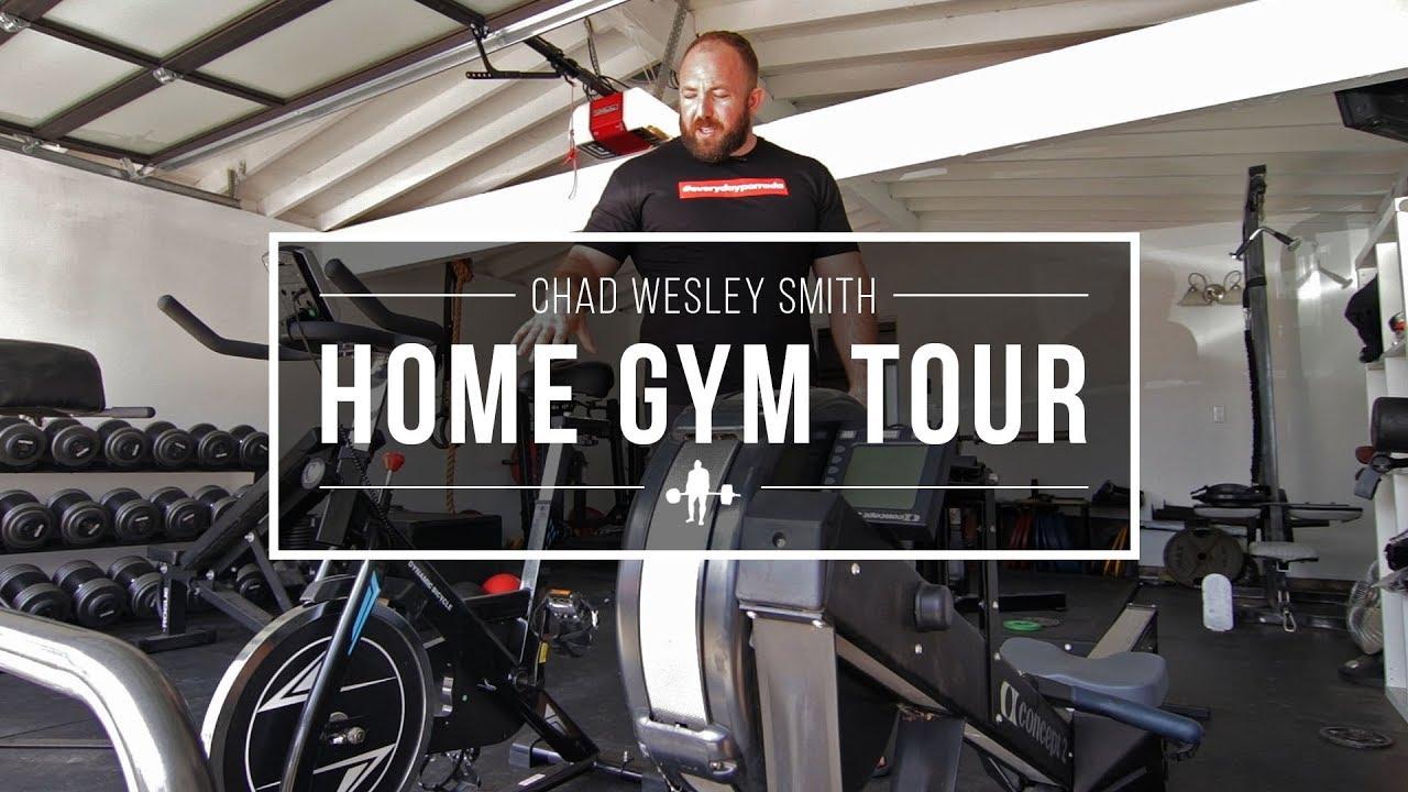 Chad's Home Gym Tour | JTSstrength.com