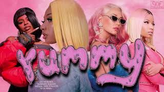 Justin Bieber -Yummy (feat. Summer Walker, Nicki Minaj, Kayla Rae & More) [FEMALE MIX]