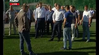 Мініфутбол: Місто Спорту готується до ЧЄ-2018