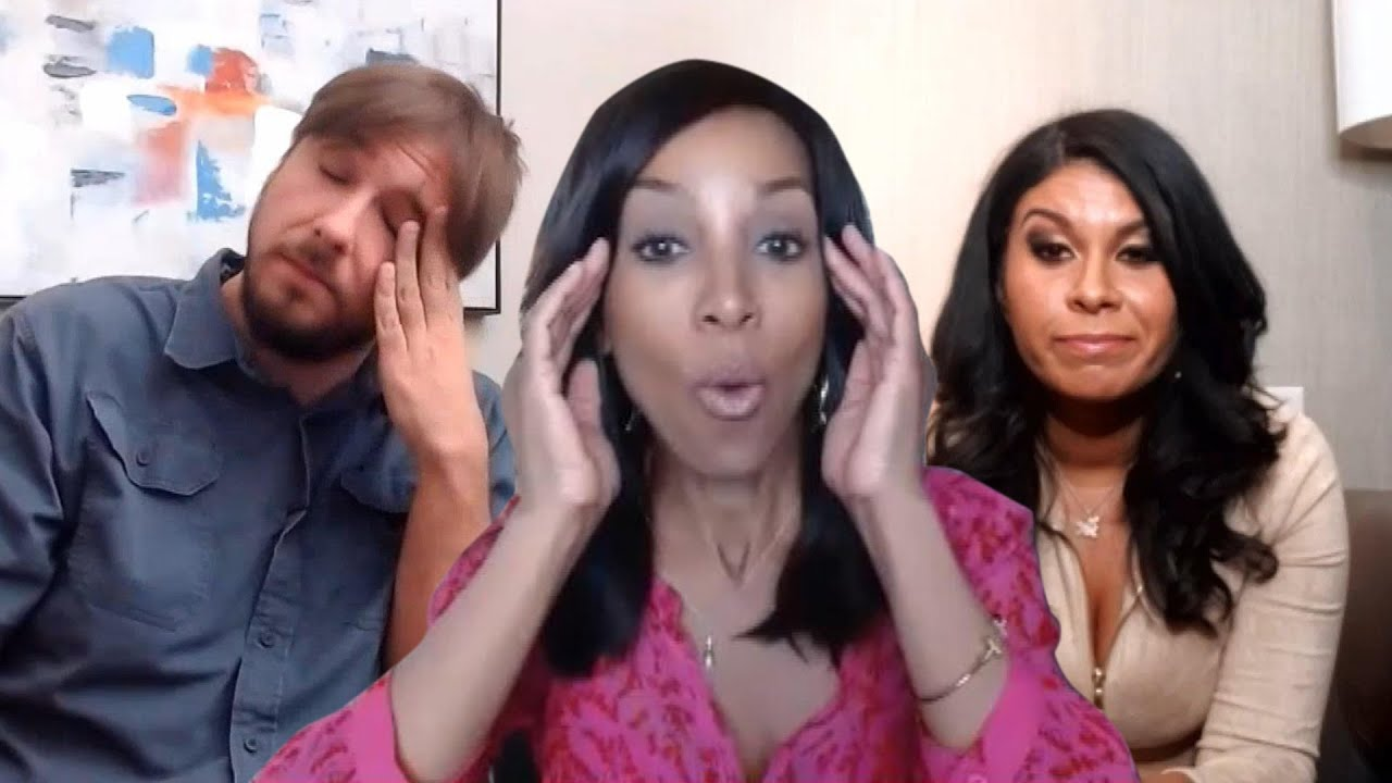 90 Day Fiance Tell-All Features 'SHOCKING' Twist to Colt and Vanessa's Story