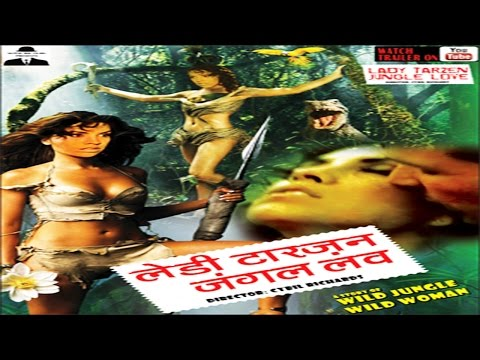 Lady Tarzan Jungle Love - Full Hollywood...