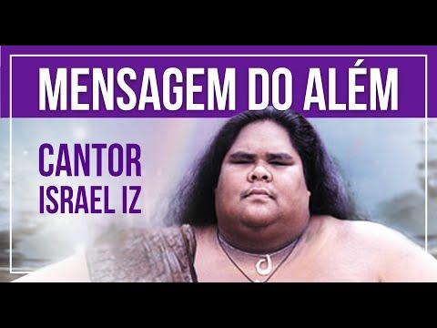 Mensagem do ESPÍRITO do cantor ISRAEL IZ – Médium: Wagner Borges