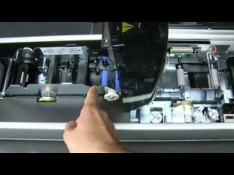 Evolis Quantum ID Card Printer - How to Clean Your Printer