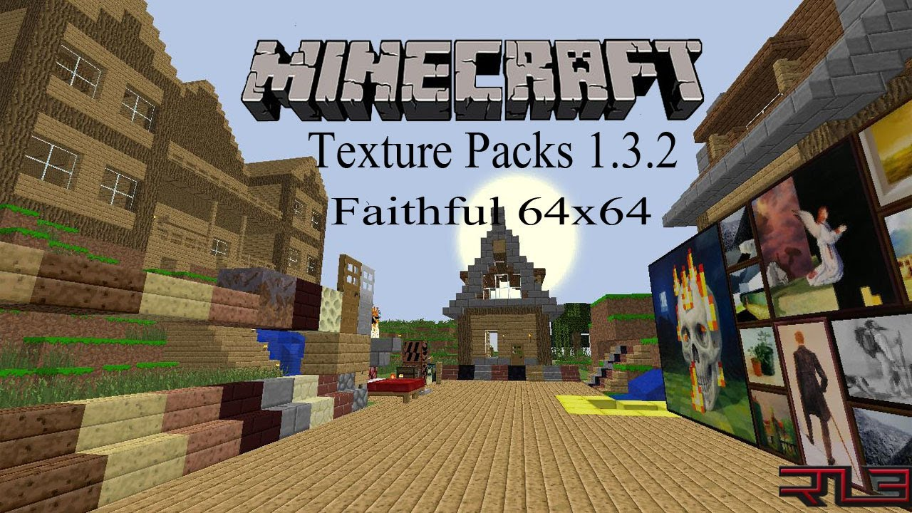 minecraft 1.3.2 texture packs