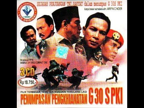 FILM PENGHIANATAN G30S PKI TVRI Full Version TANPA POTONGAN