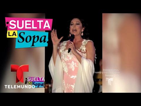 Suelta La Sopa | Isabel Pantoja impactada por muerte de Juan Gabriel, dice su hijo | Entre