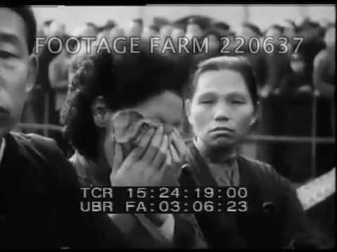 21948 China Civil War; Middle East War Prisoner Exchange 20637-08 | Footage Farm
