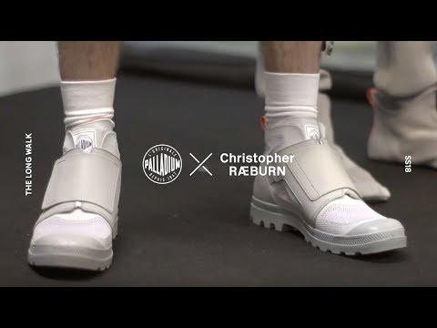 Palladium x Christopher Raeburn - The Long Walk - SS18