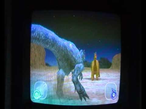 Dinosaur King Gameplay Allosaurus Youtube