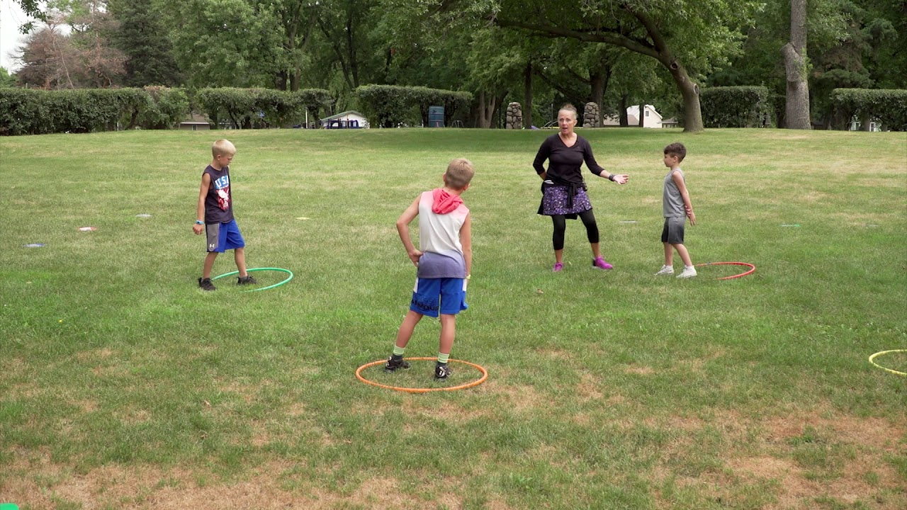Fun & Fitness with Ms. Kelly: Personal Space