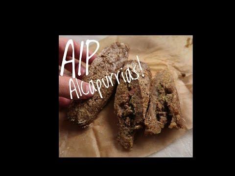 Paleo AIP Alcapurrias!