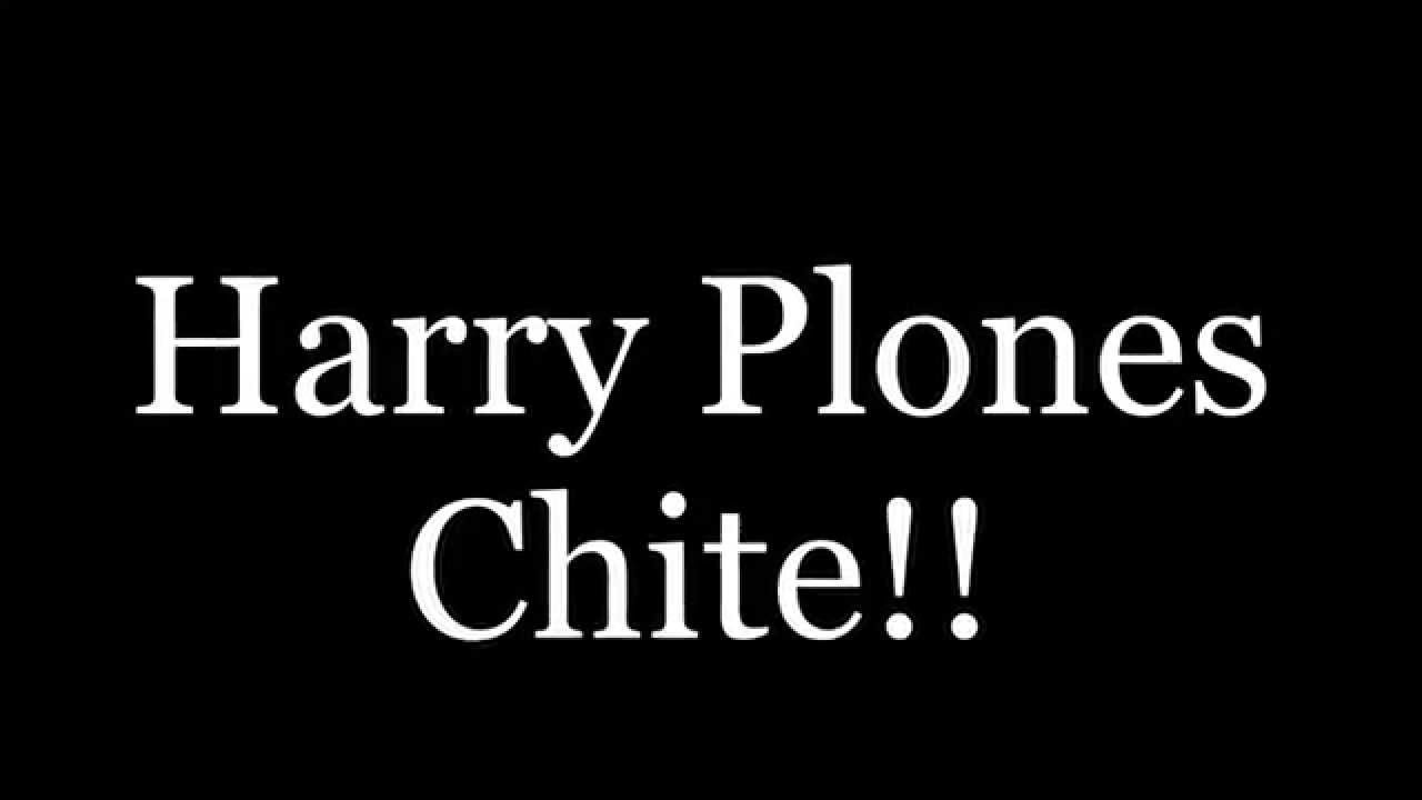 Chite - Harry plones (letra) - YouTube