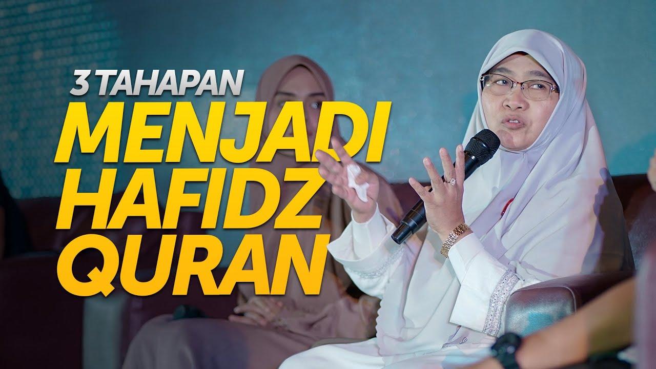 Inilah Tahapan Bunda Wir Manjadikan 11 Anak Hafidz Quran Youtube