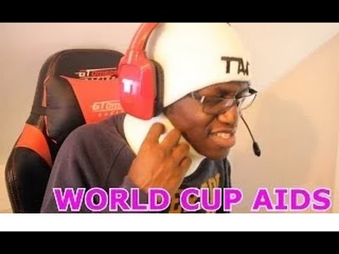 ComedyShortsGamer-WORLD CUP AIDS - FIFA 14 Ultimate Team