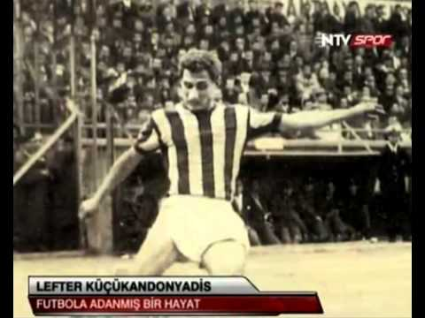 Lefter Küçükandonyadis (22 Aralık 1925 - &)