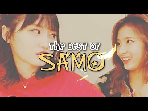 THE BEST OF SAMO (sana & momo) [humor]