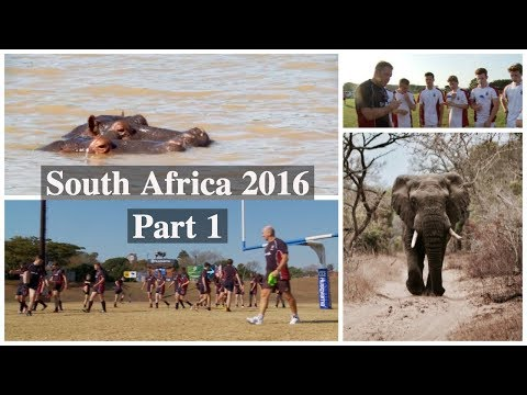 Truro School Rugby/Football Tour of South Africa Part 1: Durban