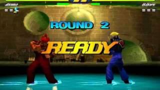 Street Fighter EX Plus Alpha- Shin Akuma/True Gouki Speedrun Superplay HQ(1/3)
