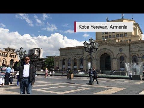 Download Suasana di Yerevan, Armenia