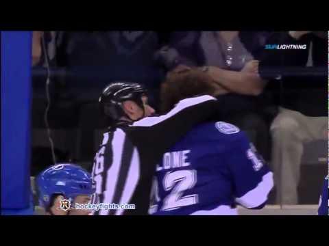 Alexei Emelin vs Ryan Malone February 28th 2012