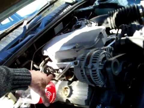 ecotec oil change - 'how to'