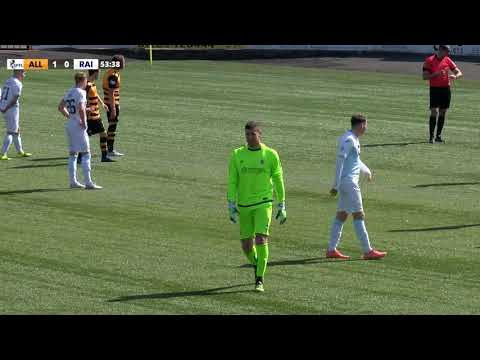 Alloa Raith Goals And Highlights