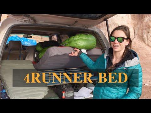 4Runner Platform Bed for Car Camping