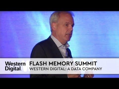 Flash Memory Summit | Western Digital: A Data Comapny