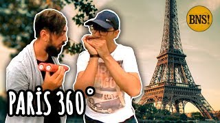 Gambar cover Paris'te Doğaçlama şarkı - 360 Derece -  feat. Muhammet Taha Turan - Bak Ne Söylicem!