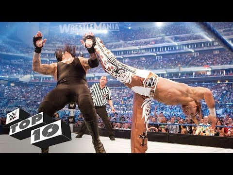 Thumbnail: Masters of the superkick - WWE Top 10