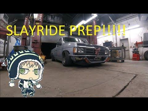 Prep The Hardbody For Slayride