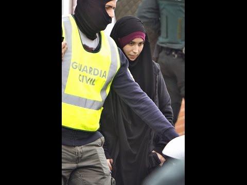 La joven detenida en Barajas cuando estaba a punto de unirse al EI pasará a disposición judicial