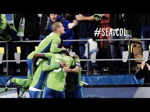 HIGHLIGHTS: Seattle Sounders vs. Colorado Rapids   October 30, 2013