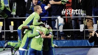HIGHLIGHTS: Seattle Sounders vs. Colorado Rapids | October 30, 2013
