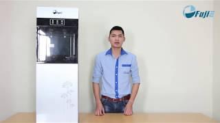 Hướng dẫn sử dụng Cây nước nóng lạnh Fujie WD1500E   Điện máy Đào Minh