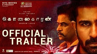 Kolaigaran - Official Trailer