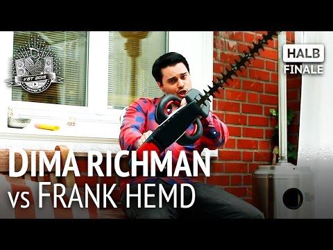 Dima Richman Vs. Frank Hemd | RR | VBT 2015 Halbfinale