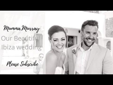Our Beautiful Ibiza Beach Wedding | mumma.murray | vlog 12