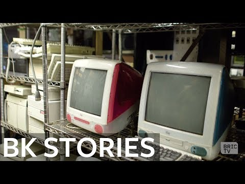 Gowanus E-Waste Warehouse Gives Second Life to Old Electronics | BK Stories