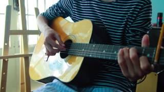 Anh Không Sao Đâu Guitar cover